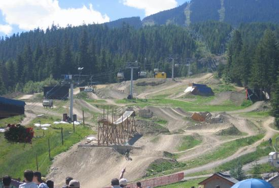 Whistler Mountain Bike Park: Jump Park at Whistler