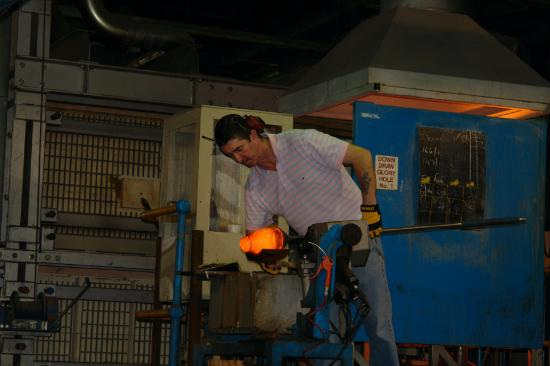 Waterford Crystal: Shaping the glass