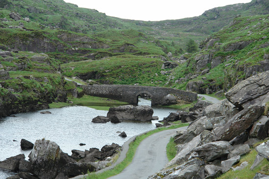 Killarney, Irland: Gap of Dunloe