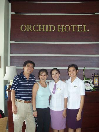 오키드 호텔 사진