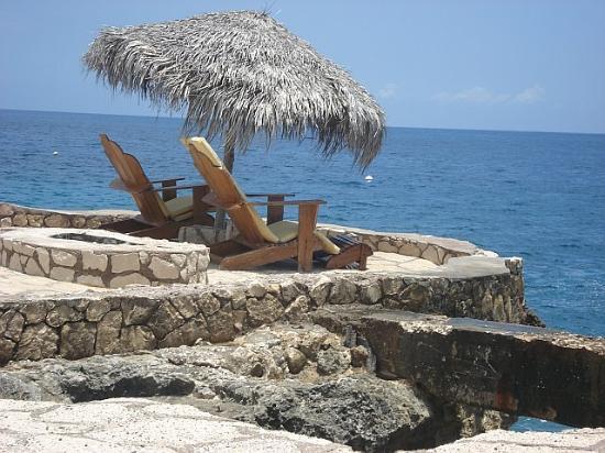 Negril Escape Resort & Spa: My favorite spot!