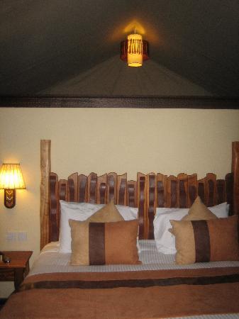 Sarova Mara Game Camp: Bedroom