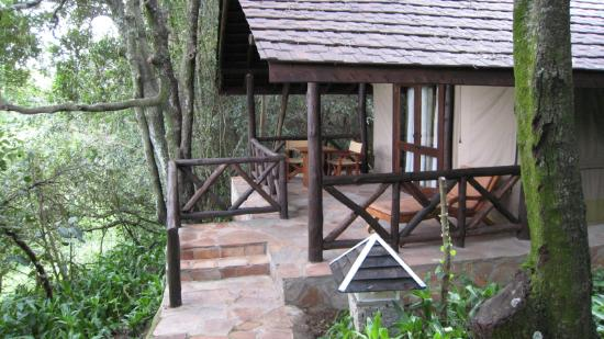 Sarova Mara Game Camp: Club Tent
