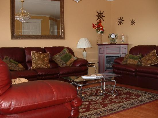 Whiteway, Καναδάς: Lovely Living Room