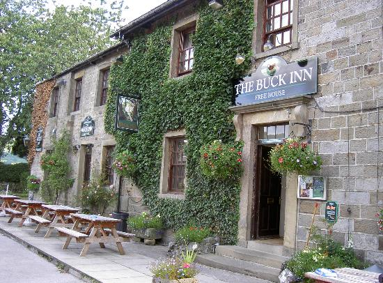 The Buck Inn, Buckden, July 2007