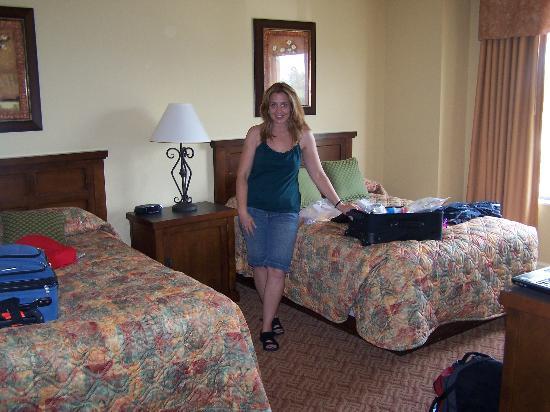 2nd Bedroom Picture Of Wyndham Bonnet Creek Resort Orlando Tripadvisor