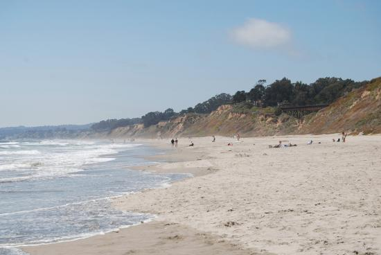 Aptos, Californie : Manresa State Beach