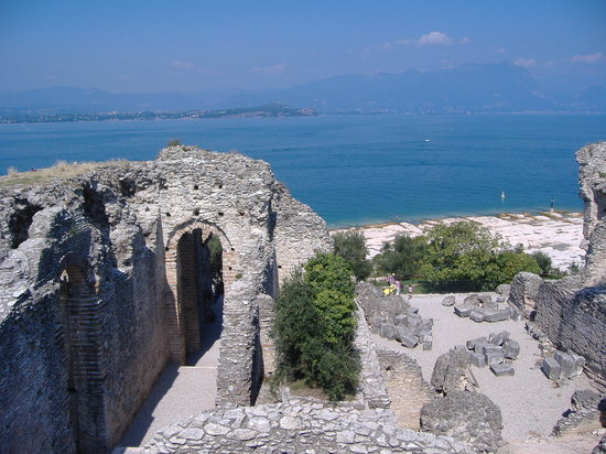 Restauranter i Sirmione