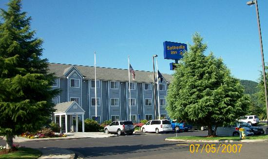 Motel 6 Sutherlin, OR: Southerlin Inn--Great Location
