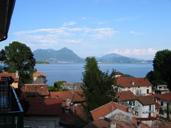 Azalea : View from balcony