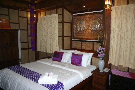 Room of Villa Baan Doi Luang - Marisa Resort & Spa - Chiang Dao - Thailand