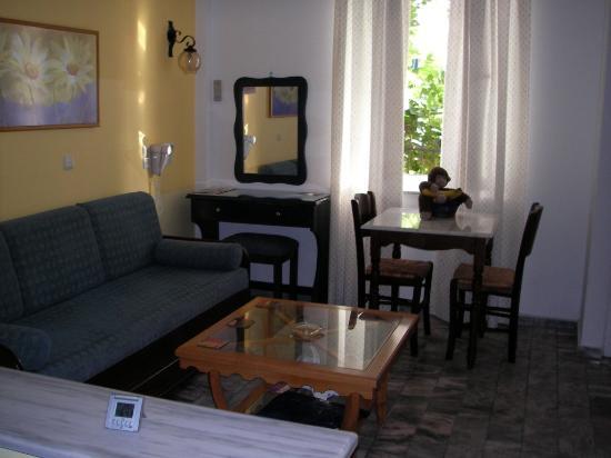 Molyvos, Griekenland: Room 13