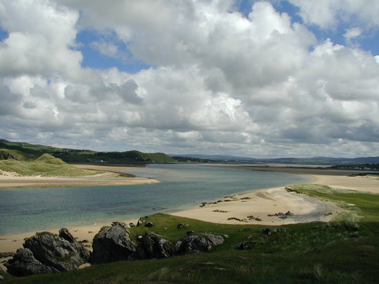 Donegal (amt), Irland: Isle of Doagh