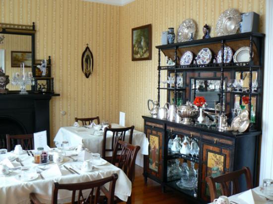 breakfast room, Carriglea House, Killarney