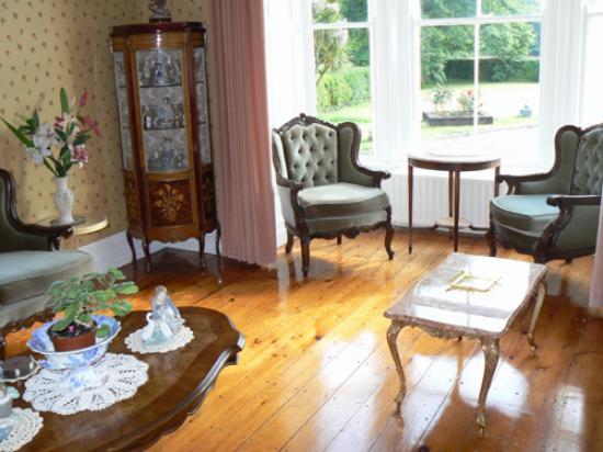 Manor house parlor, Carriglea House, Killarney
