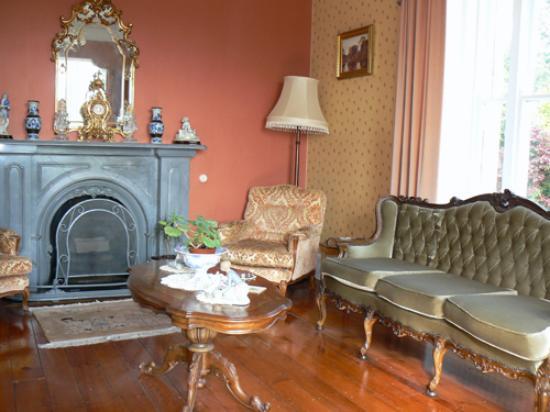parlor, Carriglea House, Killarney