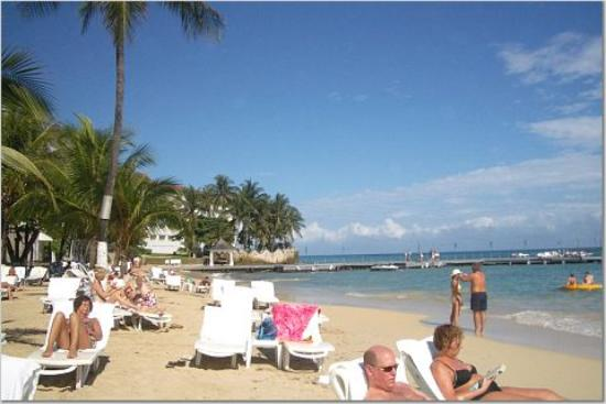 The Beach At Couples Ocho Rios Picture Of Couples Tower Isle - Couples ocho rios