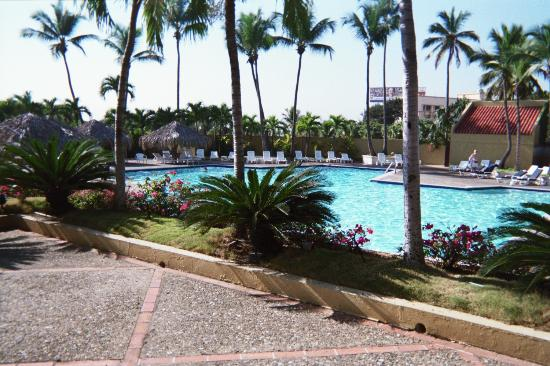 Hotel Santo Domingo: pool