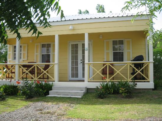 Antigua's Yepton Estate Cottages: Our cottage