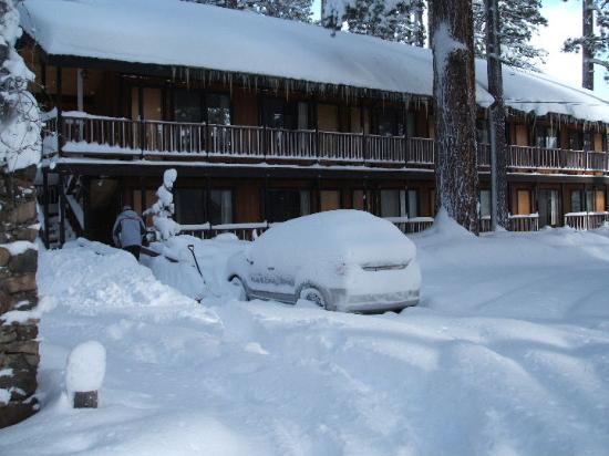 Tamarack Lodge: Main Lodge