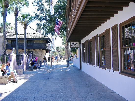 city gate st augustine florida picture of saint. Black Bedroom Furniture Sets. Home Design Ideas