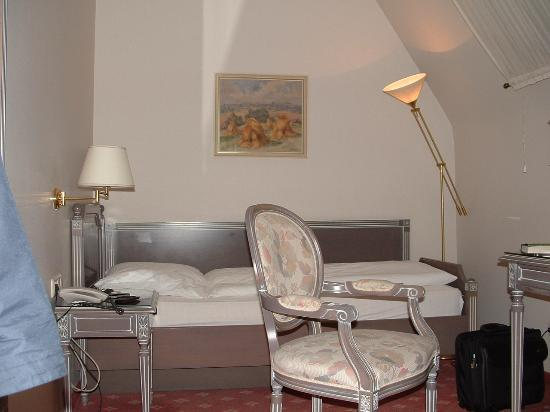 Stadthotel Styria: The Attic room I stayed in on a previous visit