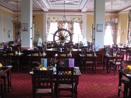The Grand Atlantic Hotel: Dining Room