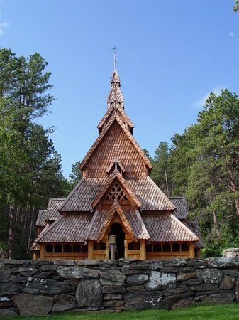 Rapid City, Dakota del Sur: Chapel in the Hills