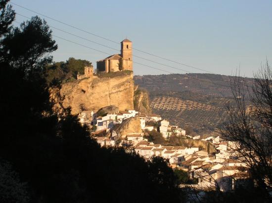 Montefrio, Spain: Vistas desde la Habitación