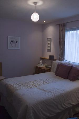 Glenshian Guesthouse: Bedroom with Double Bed