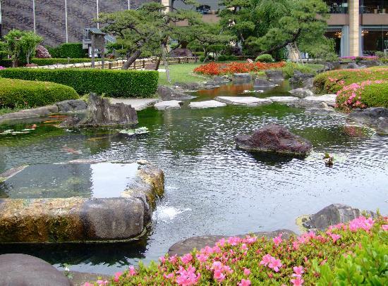 Hotel New Otani Japanese Garden : New Otani Garden A