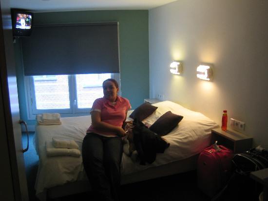 Frisco Inn Bar Hotel: The room in Frisco Inn - very impressed!