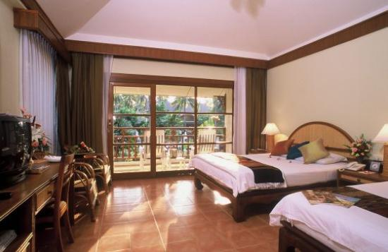 Paradise Beach Resort: Deluxe Room