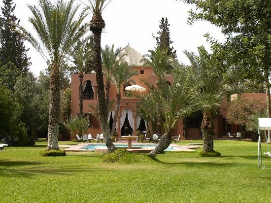 Dar Ayniwen Villa Hotel : La maison