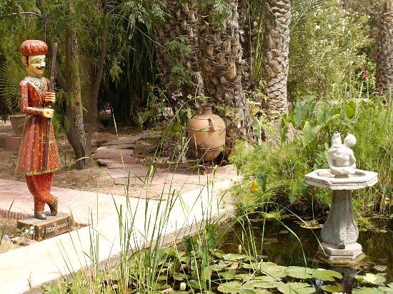 Dar Ayniwen Villa Hotel : Le bassin