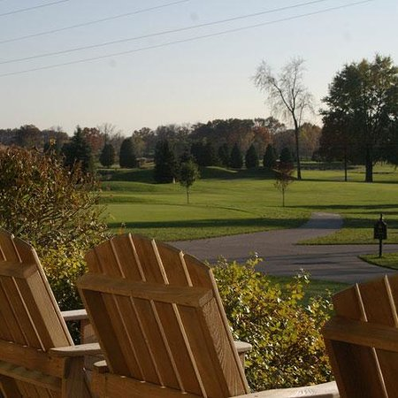 Plymouth, IN: Golf all around - two championship courses - at Swan Lake Resort