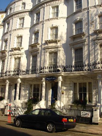 Princes Square Hotel: hotel