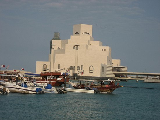 Doha, Katar: Museum of Islamic Art