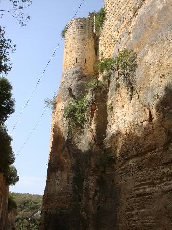 Salah el-Din Citadel: Salah Eddin Citadel Side View