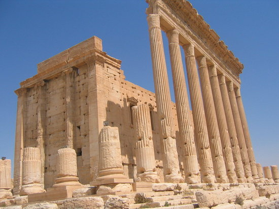 Top 5 Things to do in Palmyra, Syria