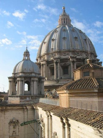 Vatican City, Italy: St. Peter's Basilica (Basilica di San Pietro)