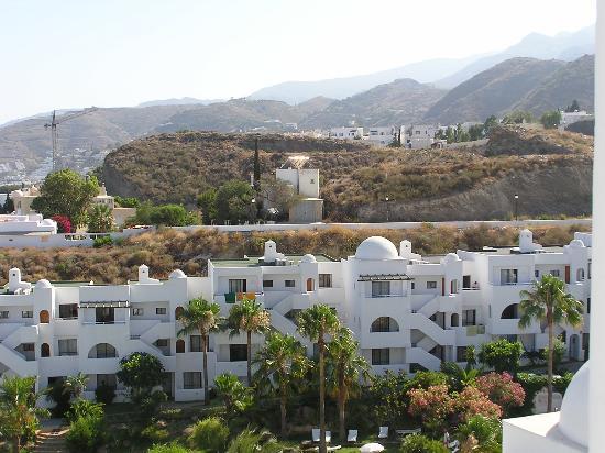Vista pueblo indalo picture of apartamentos best pueblo indalo mojacar tripadvisor - Apartamentos almeria ...