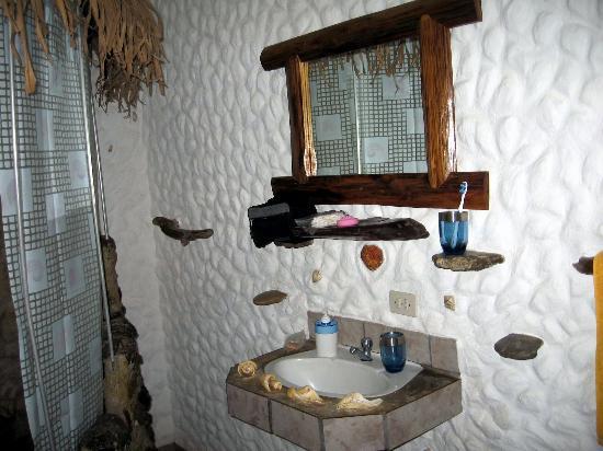 Hotel Entre Dos Aguas: Bathroom - Room 7