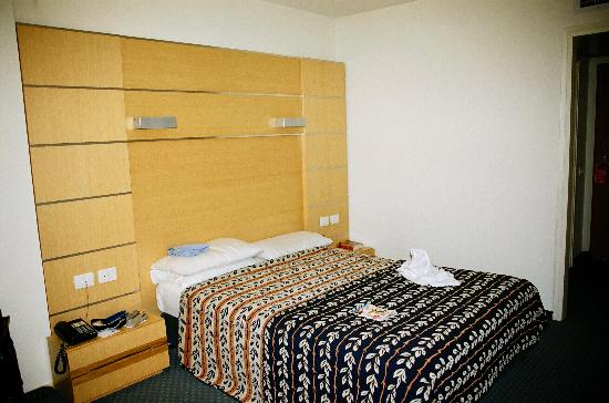 King Solomon Hotel: Bedroom