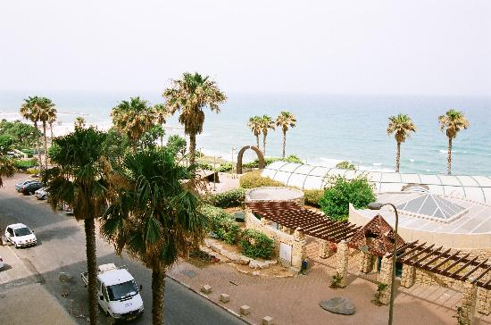 King Solomon Hotel: View from our room