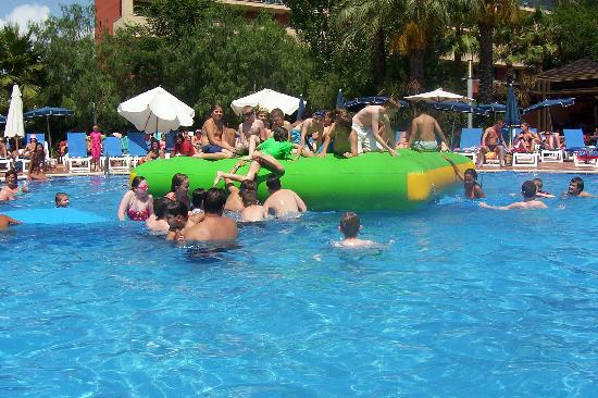 H10 Salauris Palace: This is the pool every Friday until 1pm