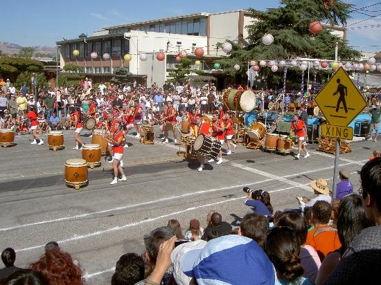 Japantown (San Jose): The San Jose Taiko