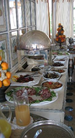 Hotel Villa Carlotta: Wonderful breakfast