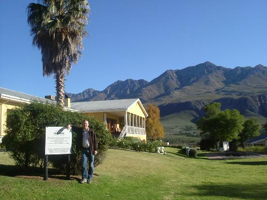 Swartberg Country Manor: Swartberg Manor