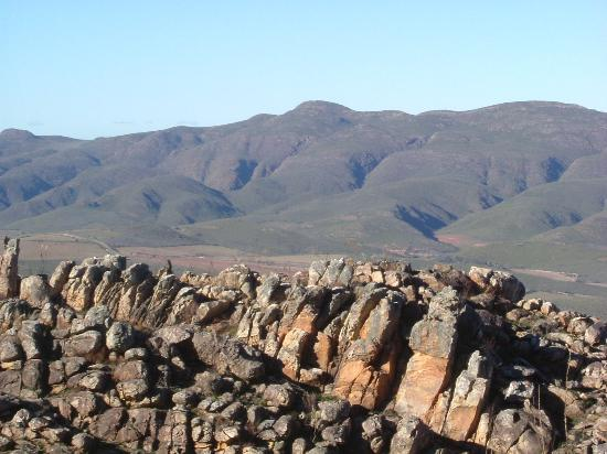 Swartberg Country Manor: The breathtaking Swartberg Pass